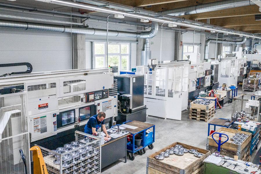 CNC-Drehen