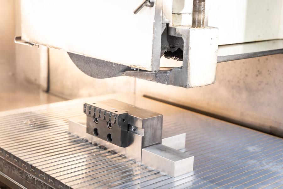 CNC-Flachschleifen